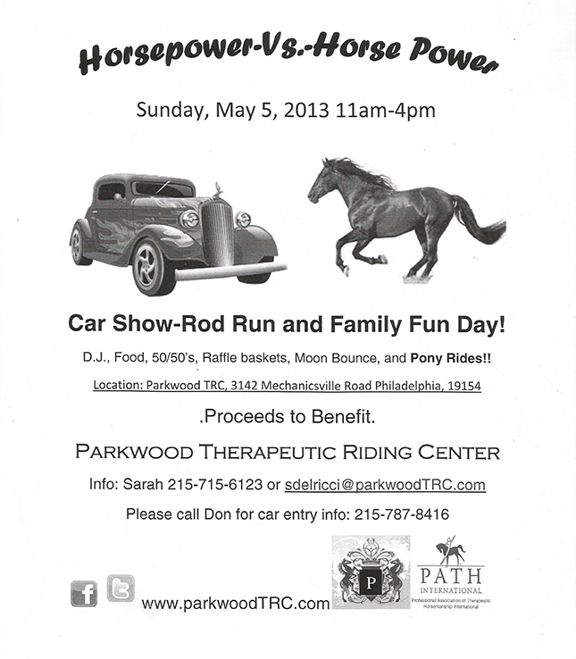 Horsepower Vs. Horse Power